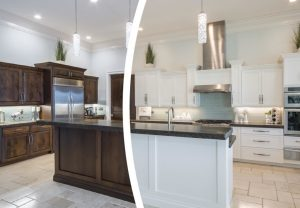 Beautifying Kitchen Cabinets In A Cost